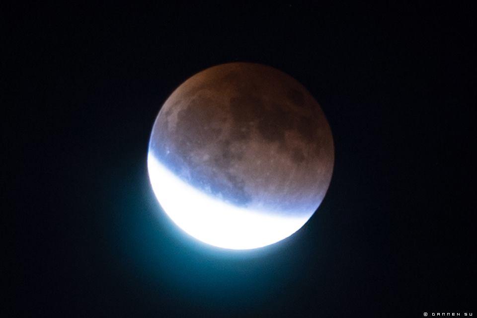 blood moon's end by Darren 2015