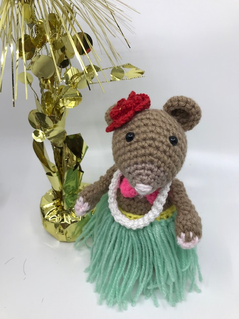 hula hamster joy