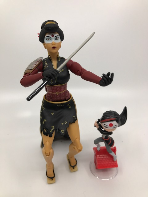 Katana DC collectible 3.7.19