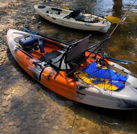 steve kayak 6.14