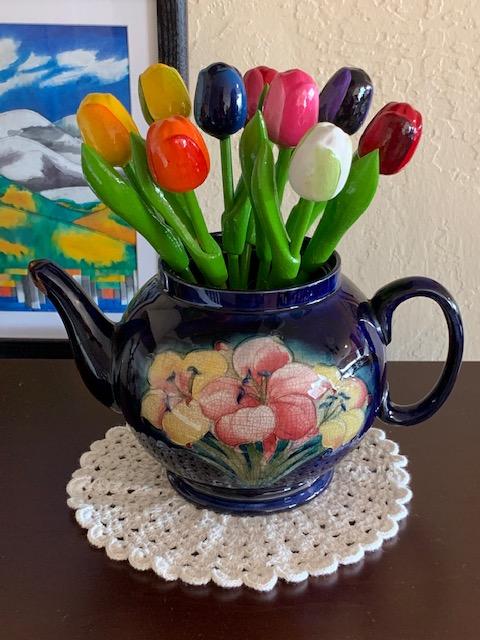 valerie's tulips
